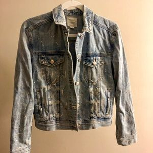 AE Boyfriend fit denim jacket